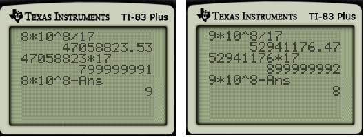 how to get decimal answers on ti nspire